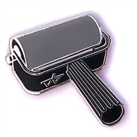 Brayer Pin - Cool Gray (PMS COOL GRAY 8C)