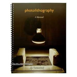 Photolithography A Manual Tamarind Institute