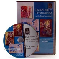Painterly Printmaking with Monotype DVD