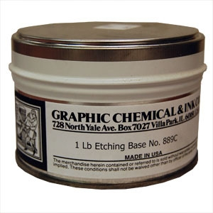 Etching Base Graphic Chemical 889C