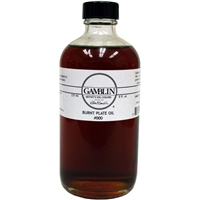 Gamblin Burnt Plate Oil