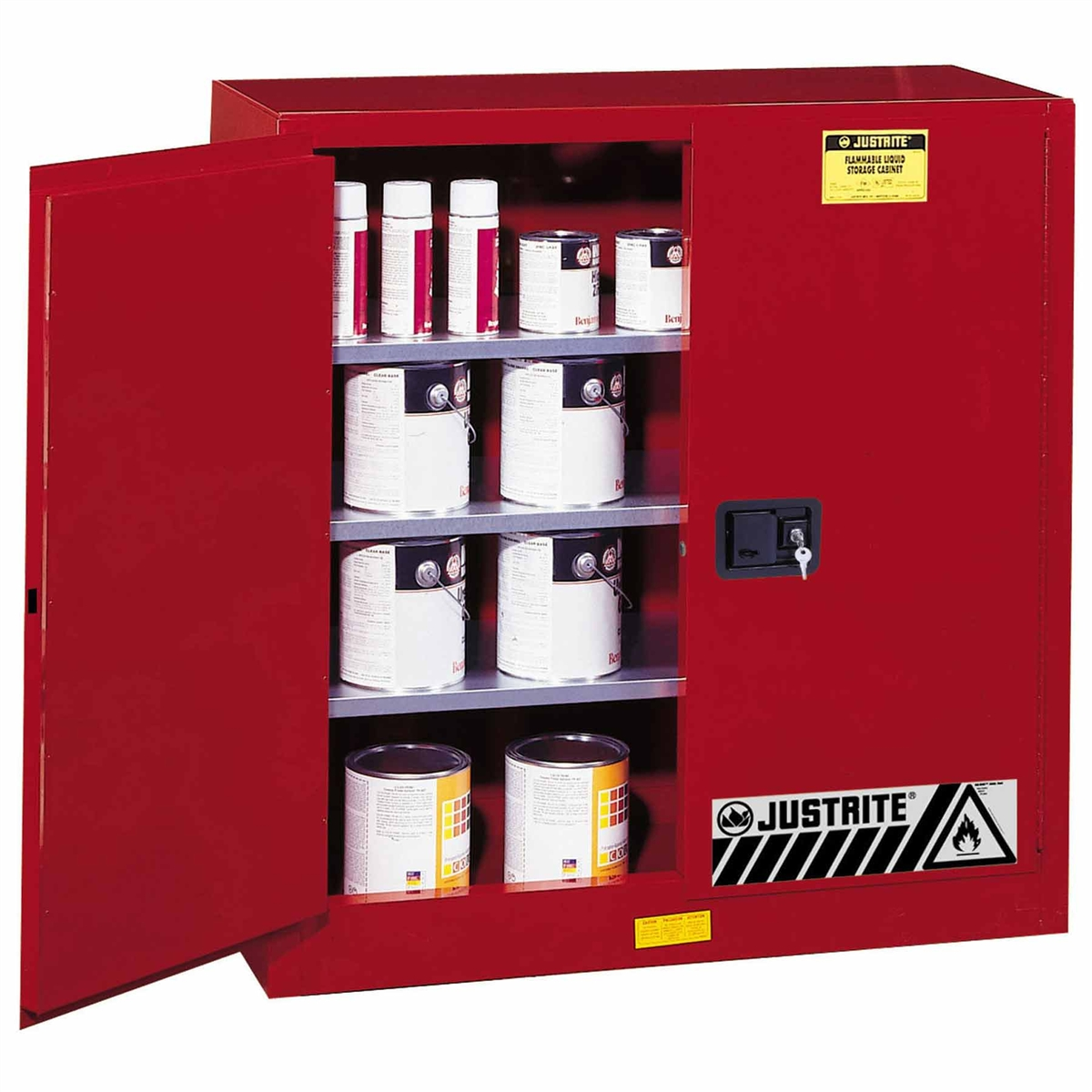 storage mhe new safety cabinet used fire liquids liquid htm flammable cabinets
