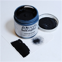 Carbon Black (warm) Akua Intaglio IICB