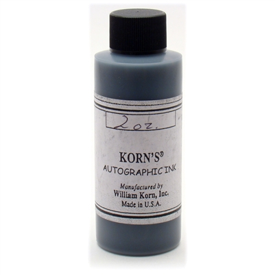 Korns Lithographic Autograph Ink