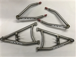 Titanium A-Arms for Honda TRX 450