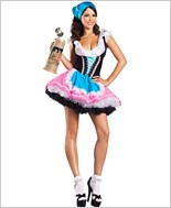 Sexy Beer Girl Adult Costume