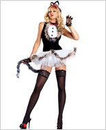 Kissable Kitty Kat Sexy Adult Costume