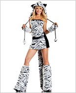 Tasty Tiger Sexy Adult Costume