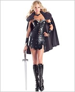 Warrior Princess Sexy Adult Costume