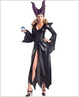 Furious Fairy Sexy Adult Costume