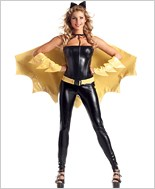 Crime Fighting Crusader Sexy Adult Costume