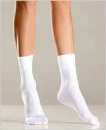 Nylon Cuff Ankle Socks