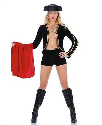 """Bull'S Eye"" Sexy Adult Costume STM-10135"
