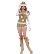 """Ice Ice Baby"" Sexy Adult Costume STM-10143"