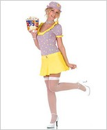 """Sexy Pop"" Sexy Adult Costume STM-10147"
