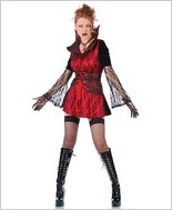 Vicious Vampire Sexy Adult Costume STM-10150