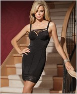 Molded Underwire Pushup Cup Chemise CQ-1433