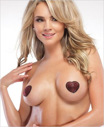 Heart Shape Pasties