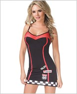 Sexy Racer Bedroom Costume