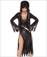 Mistress Of The Darque Adult Costume