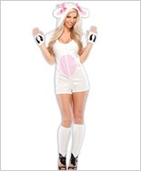 Lovable Lamb Sexy Adult Costume
