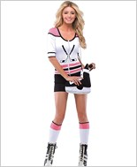Hottie Hockey Adult Costume