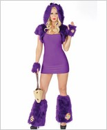 Biscuit Beast Women's Halloween Costume CQ-M6190