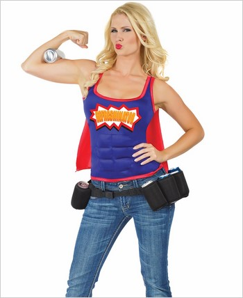 Refreshinator Women's Halloween Costume CQ-M6194