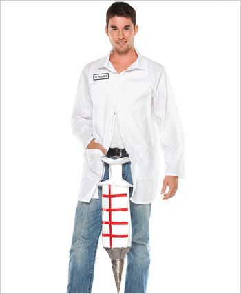 Dr Hardick Adult Costume