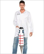Plus Size Dr Hardick Adult Costume