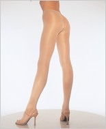 Leg Avenue® Opaque Tights With Cotton Crotch LA-0992Q