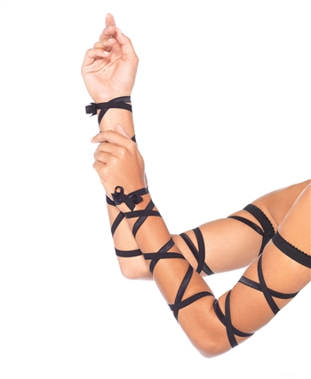 Elastic Ribbon Arm Wraps LA-3729