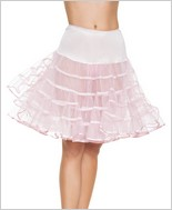 Leg Avenue® Knee Length Petticoat LA-83043P