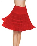 Leg Avenue® Knee Length Petticoat LA-83043R