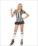 Leg Avenue® Game Official Sexy Adult Costume LA-83067
