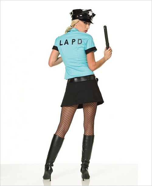 613572c58e2 Officer Frisk Me Sexy Adult Costume LA-83134 - Lingerie 4 Wholesale