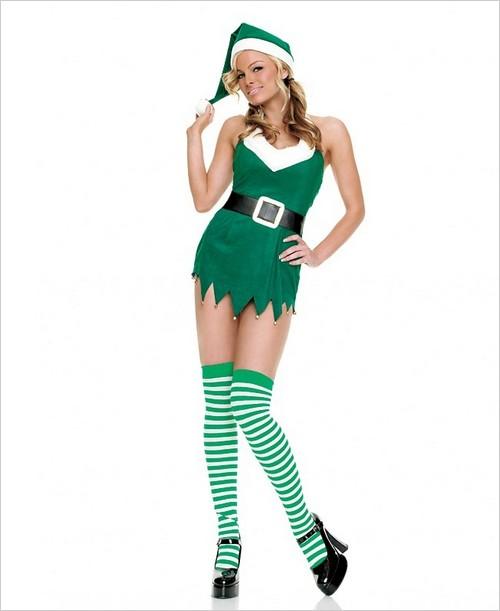 Sexy elf lingerie