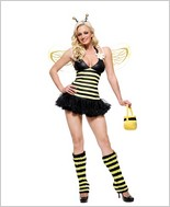 Leg Avenue® Daisy Bee Sexy Adult Costume LA-83343