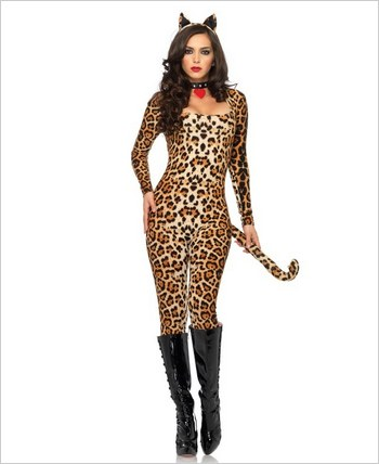 Cougar Sexy Adult Costume LA-83666
