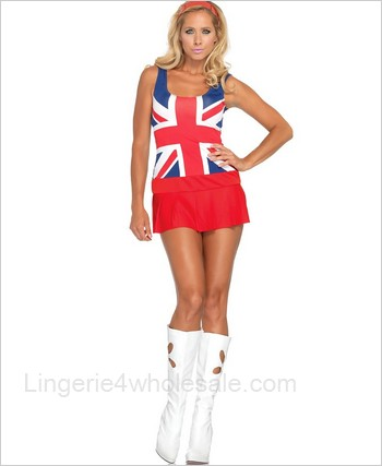 Cheeky Brit Costume LA-83769