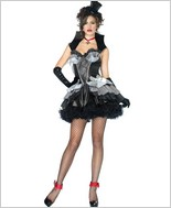 Queen Of Darkness Costume LA-83823