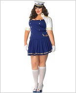 Ship Shape Captain Costume LA-83826X