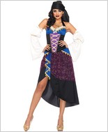 Tarot Card Gypsy Adult Costume LA-83941