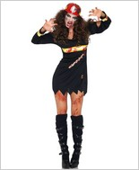 Undead Fire Starter Adult Costume LA-83973
