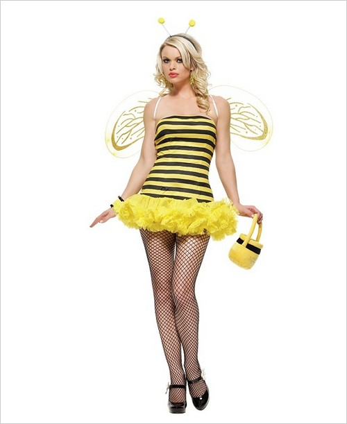 d46c31b2e04 Honey Bee Sexy Adult Costume LA-8412 - Lingerie 4 Wholesale