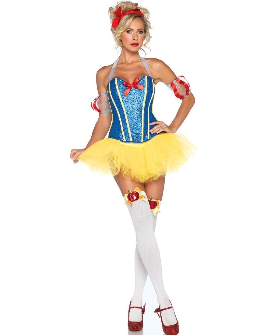 Sultry Snow White Adult Costume Leg Avenue 85026