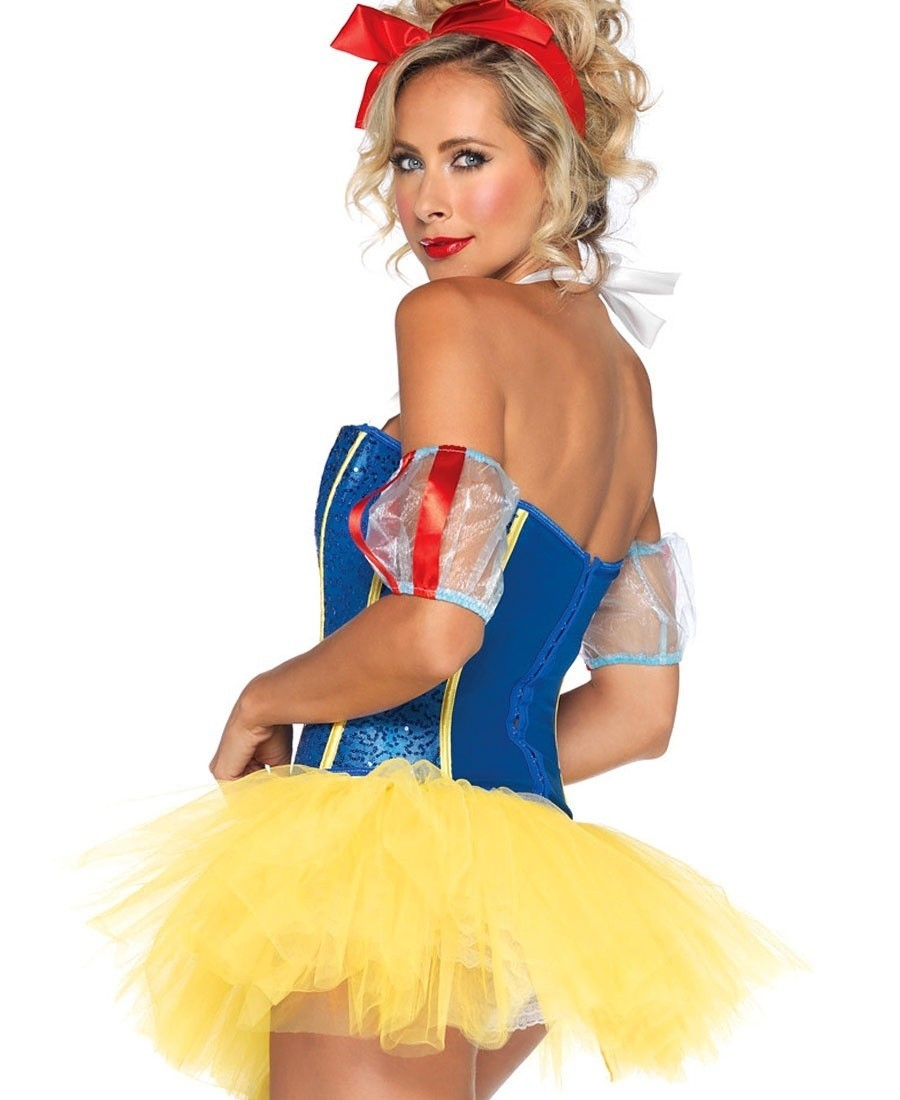 Confirm. sultry snow white adult costume