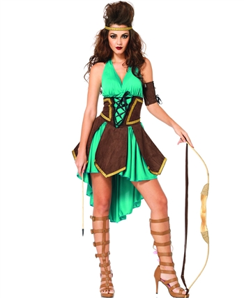 Celtic Warrior Women's Halloween Costume LA-85203