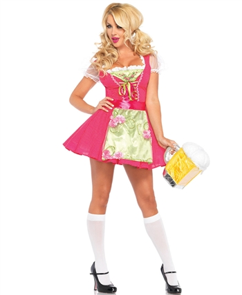 Beer Garden Gretel Women's Halloween Costume LA-85219