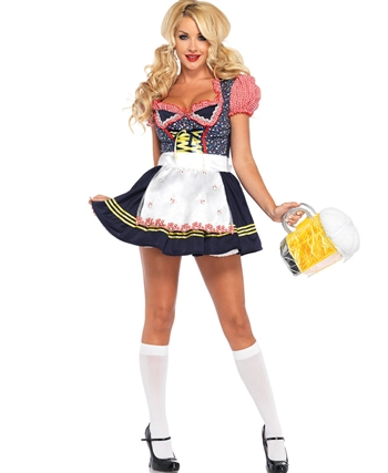 Beer Stein Babe Women's Halloween Costume LA-85220